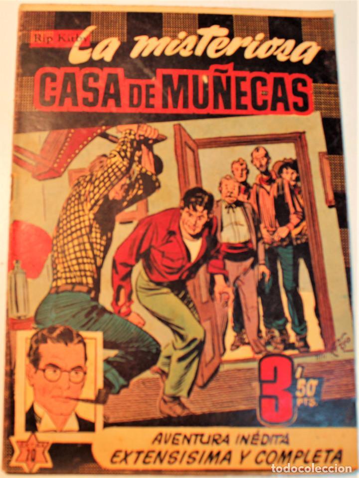 """EXTRA SERIE, EDITORIAL HISPANO AMERICANA, ORIGINAL 1950, NUMERO 20, ORIGINAL """"CASA DE MUÑECAS"""" (Tebeos y Comics - Hispano Americana - Otros)"""