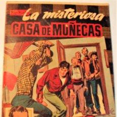 """Tebeos: EXTRA SERIE, EDITORIAL HISPANO AMERICANA, ORIGINAL 1950, NUMERO 20, ORIGINAL """"CASA DE MUÑECAS"""". Lote 237334140"""