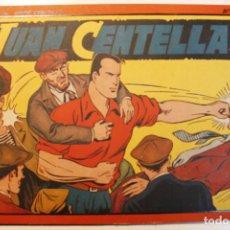 Tebeos: JUAN CENTELLA, ALBÚM ROJO. EDITORIAL HISPANO AMERICANA, ORIGINAL 1944, NUMERO 14. Lote 237363845