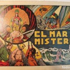 """Tebeos: FLAS GORDON, HISPANO AMERICANA 1944, NÚMERO ORIGINAL """" EL MAR DEL MISTERIO """". Lote 237624440"""