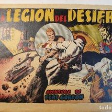 """Tebeos: FLAS GORDON, HISPANO AMERICANA 1944, NÚMERO ORIGINAL """" LA LEGIÓN DEL DESIERTO """". Lote 237628160"""