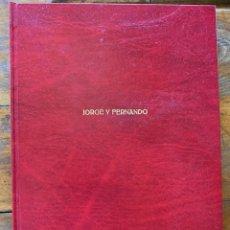 Tebeos: JORGE Y FERNANDO : NUMEROS 1, 4,7,10,13,16,19 Y 22 , DE 42 PAGINAS CADA UNO . GUAFLEX . GARBO.. Lote 238254780