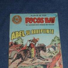 Tebeos: (M3) PECOS BILL N.35 - EDT HISPANO AMERICANA, SEÑALES DE USO. Lote 242063595