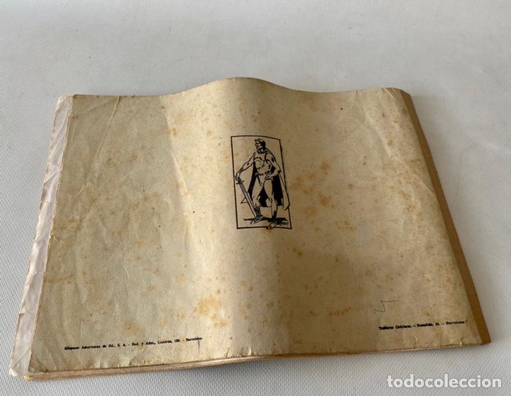 Tebeos: Flas Gordon La Serie Verde Ed. Hispano Americana 1943 Número 2 - Foto 5 - 242070525