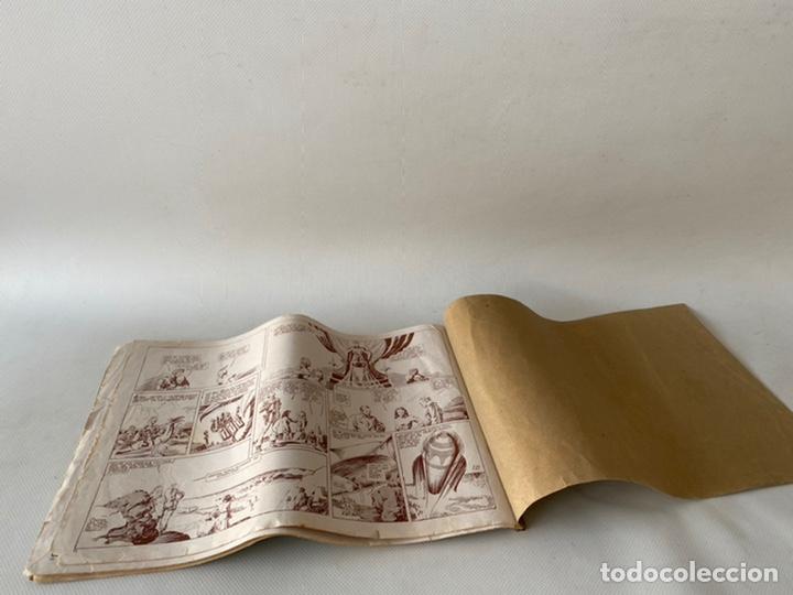 Tebeos: Flas Gordon La Serie Verde Ed. Hispano Americana 1943 Número 2 - Foto 9 - 242070525