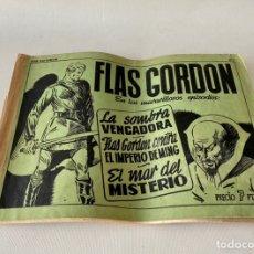 Tebeos: FLAS GORDON LA SERIE VERDE ED. HISPANO AMERICANA 1943 NÚMERO 2. Lote 242070525