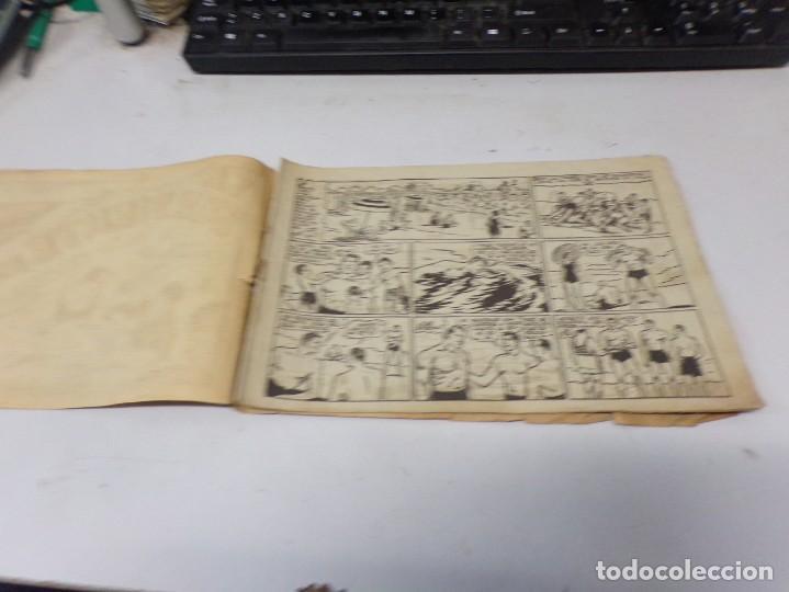 Tebeos: JUAN CENTELLA H. AMERICANA 1940 Nº LA SERPIENTE DE ORO - Foto 2 - 242872960