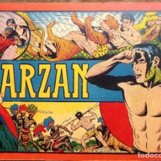Livros de Banda Desenhada: COMIC-11. TARZAN. ALBUM ROJO. NÚMERO 2 EDIT. HISPAMO AMERICANA. ORIGINAL AÑOS 40.. Lote 242880365