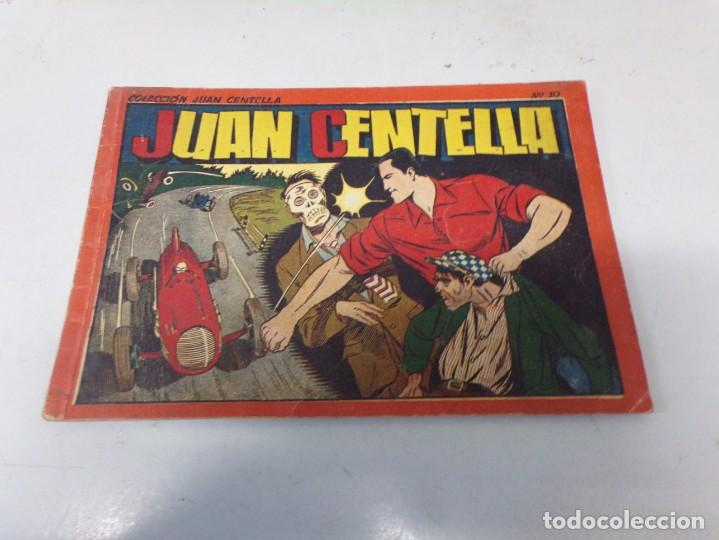 JUAN CENTELLA ALBUM ROJO Nº. 10 (Tebeos y Comics - Hispano Americana - Juan Centella)