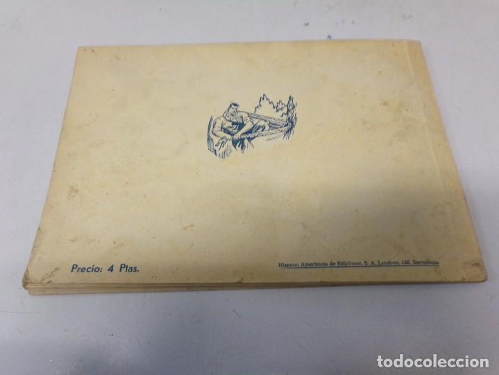 Tebeos: juan centella album rojo nº. 10 - Foto 7 - 242885455