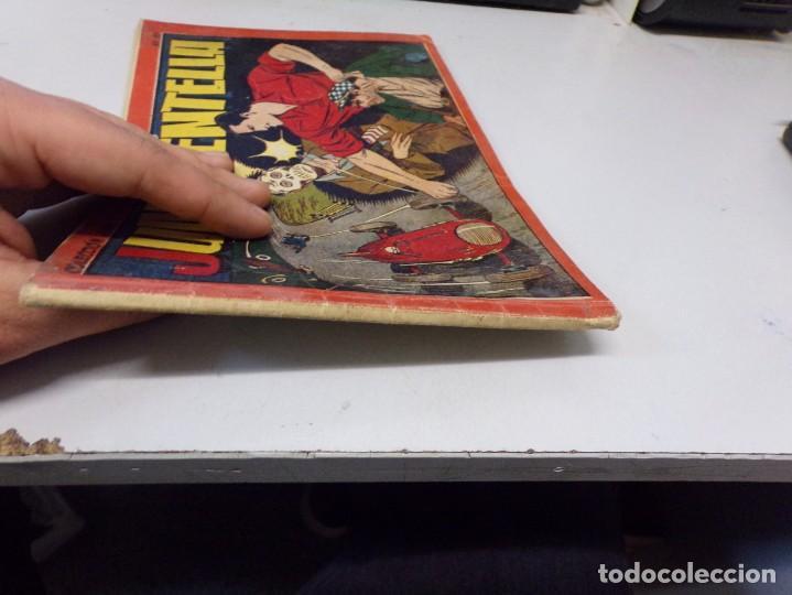 Tebeos: juan centella album rojo nº. 10 - Foto 8 - 242885455