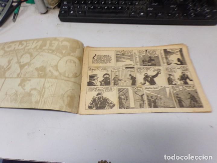 """Tebeos: EL INSPECTOR WADE DE SCOTLAND YARD - EL NEGRO """" HISPANO AMERICANA DE EDICIONES - Foto 2 - 242889655"""