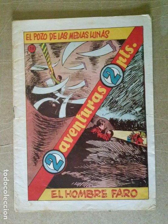 2 AVENTURAS 2 PTS Nº 19 - HISPANO AMERICANA (Tebeos y Comics - Hispano Americana - Otros)