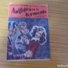 Tebeos: ANGELES EN LA TORMENTA Nº 13 EDITA HISPANO AMERICANA. Lote 243562475