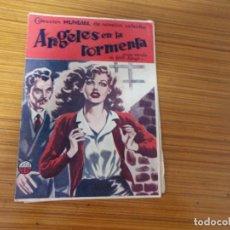 Tebeos: ANGELES EN LA TORMENTA Nº 18 EDITA HISPANO AMERICANA. Lote 243562645
