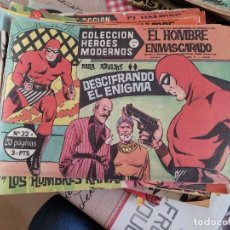 Tebeos: COLECCION EL HOMBRE ENMASCARADO EDITORIAL DOLAR 1-75. Lote 244014725
