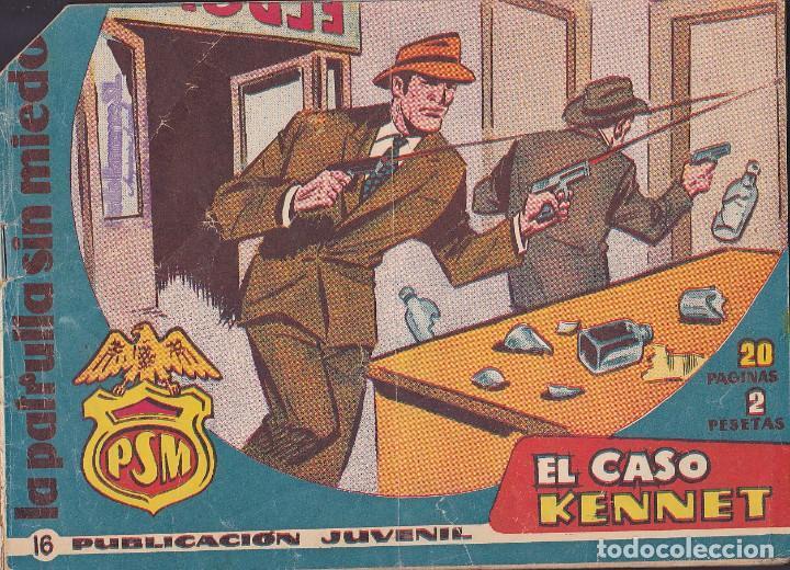 COMIC COLECCION LA PATRULLA SIN MIEDO Nº 16 (Tebeos y Comics - Hispano Americana - Otros)