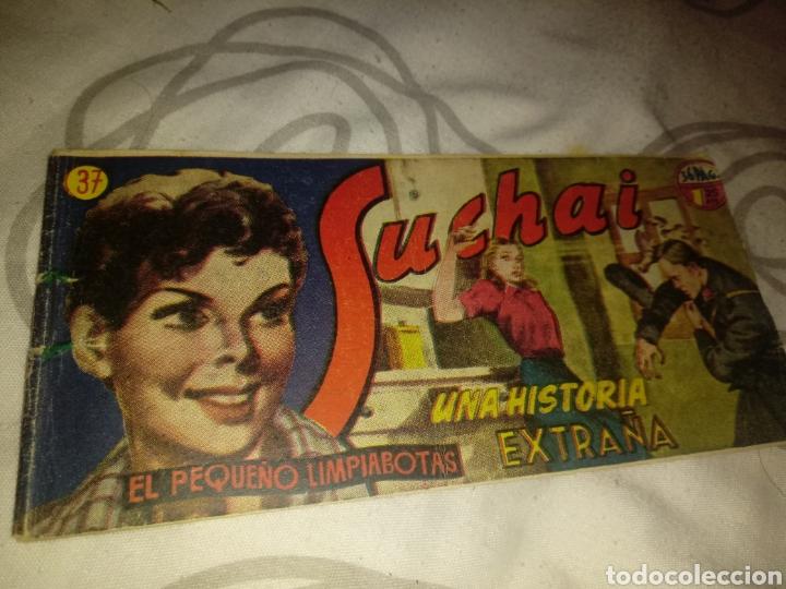 SUCHAI 37 (Tebeos y Comics - Hispano Americana - Otros)