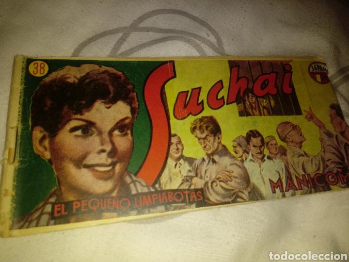 SUCHAI 38 (Tebeos y Comics - Hispano Americana - Otros)