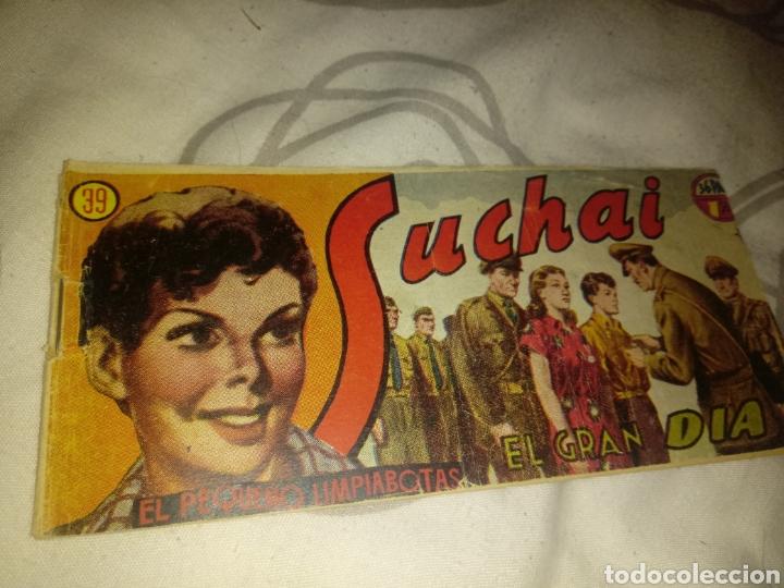 SUCHAI 39 (Tebeos y Comics - Hispano Americana - Otros)