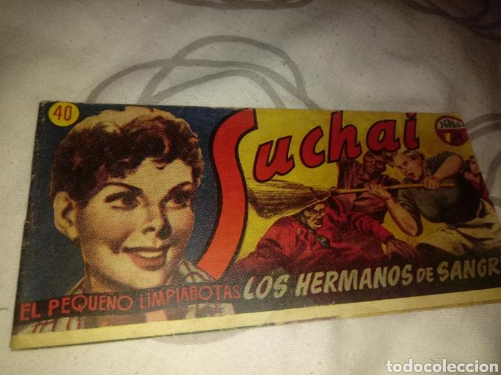 SUCHAI 40 (Tebeos y Comics - Hispano Americana - Otros)