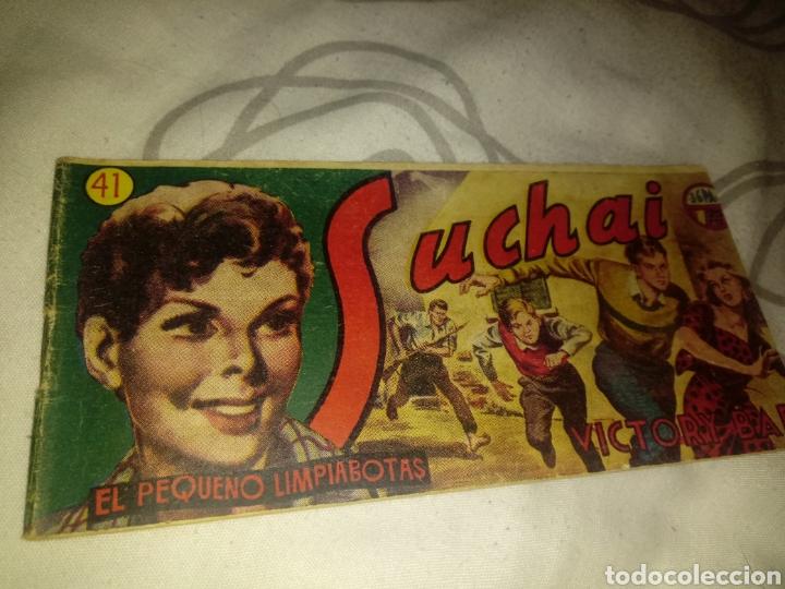 SUCHAI 41 (Tebeos y Comics - Hispano Americana - Otros)