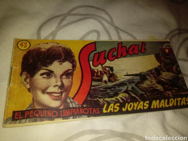 SUCHAI 43 (Tebeos y Comics - Hispano Americana - Otros)