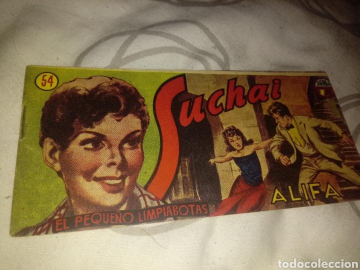 SUCHAI 54 (Tebeos y Comics - Hispano Americana - Otros)