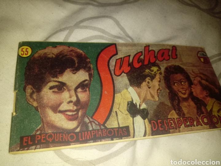 SUCHAI 55 (Tebeos y Comics - Hispano Americana - Otros)