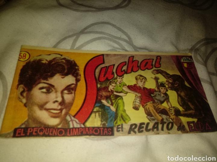 SUCHAI 58 (Tebeos y Comics - Hispano Americana - Otros)