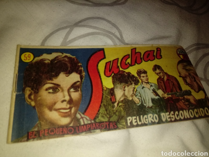 SUCHAI 59 (Tebeos y Comics - Hispano Americana - Otros)