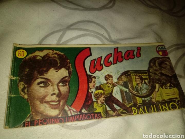 SUCHAI 60 (Tebeos y Comics - Hispano Americana - Otros)