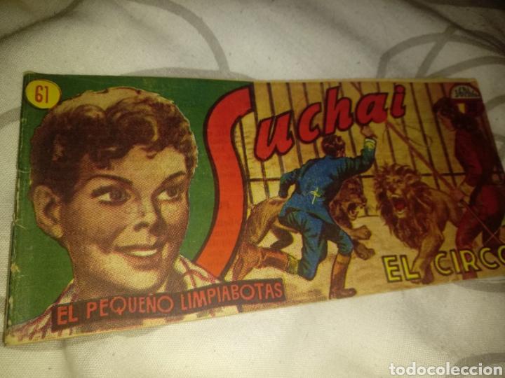 SUCHAI 61 (Tebeos y Comics - Hispano Americana - Otros)