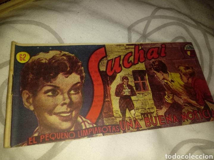 SUCHAI 62 (Tebeos y Comics - Hispano Americana - Otros)