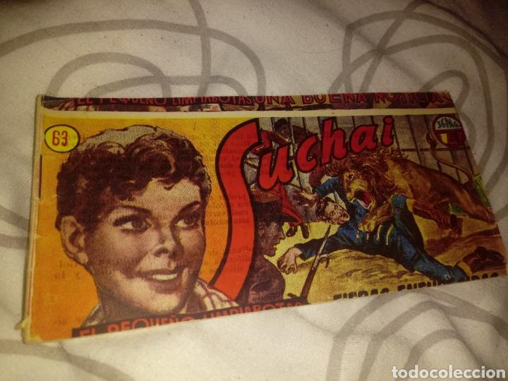 SUCHAI 63 (Tebeos y Comics - Hispano Americana - Otros)