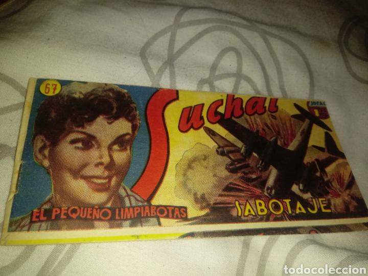 SUCHAI 67 (Tebeos y Comics - Hispano Americana - Otros)