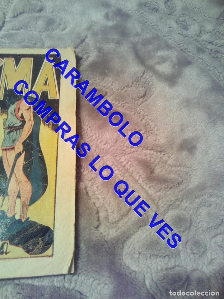 Tebeos: EL FANTASMA 1 PUBLICACIONES IBERO AMERICANAS ANTONIO BIOSCA TEBEO TB1 - Foto 2 - 245501200