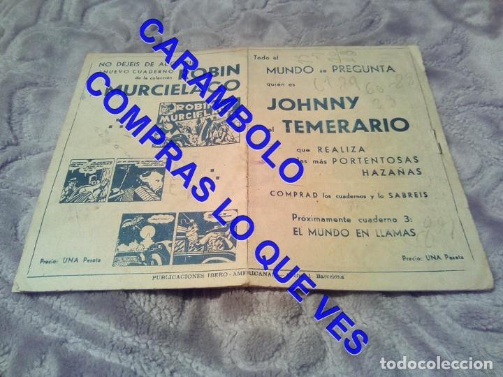 Tebeos: EL FANTASMA 1 PUBLICACIONES IBERO AMERICANAS ANTONIO BIOSCA TEBEO TB1 - Foto 3 - 245501200