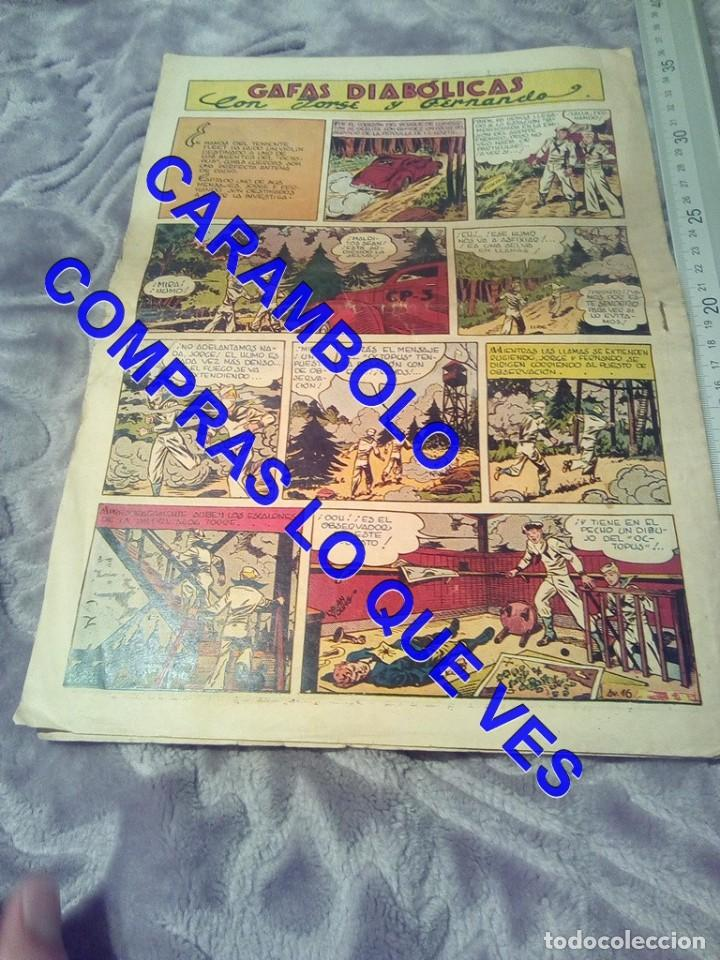 Tebeos: EDICIONES AVENTURERO 16 HISPANO AMERICANA DE EDICIONES TEBEO TB1 - Foto 2 - 245501460