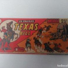 Tebeos: TEXAS BILL Nº146. Lote 246066255
