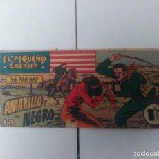 Tebeos: EL PEQUEÑO SHERIFF Nº125. Lote 246287645