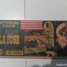 Tebeos: EL PEQUEÑO SHERIFF Nº128. Lote 246292265