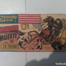 Tebeos: EL PEQUEÑO SHERIFF Nº130. Lote 246292660
