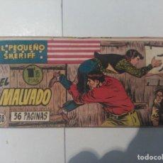 Tebeos: EL PEQUEÑO SHERIFF Nº138. Lote 246293675