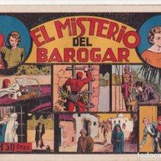 """Tebeos: COMIC APAISADO, EL HOMBRE ENMASCARADO """" EL MISTERIO DE BAROGAR """" ORIGINAL HISPANO-AMERICANAAÑOS 40. Lote 246598240"""