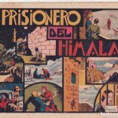 """Tebeos: COMIC APAISADO, EL HOMBRE ENMASCARADO """" EL PRISIONERO DEL HIMALAYA """" ORIGINAL HISP. AMERICANAAÑOS 40. Lote 246598710"""