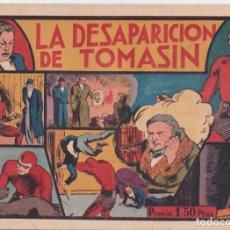 """Tebeos: COMIC APAISADO, EL HOMBRE ENMASCARADO """" LA DESAPARICIÓN DE TOMASÍN """" ORIGINAL HISP. AMERICANAAÑOS 40. Lote 246598840"""