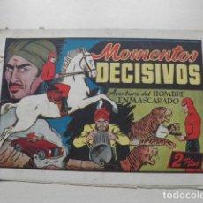 Tebeos: EL HOMBRE ENMASCARADO. Lote 247589745
