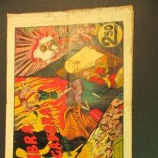 Tebeos: FLASH GORDON (1942, HISPANO AMERICANA) 4 · 1942 · LA SOMBRA VENGADORA. Lote 247910680