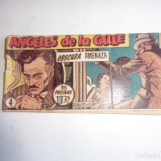 Tebeos: ANGELES DE LA CALLE Nº 4 HISPANOAMERICANA ORIGINAL. Lote 247995740